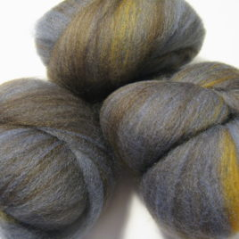 Kestrel batts: shetland and mixed wools