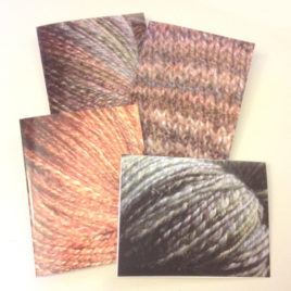 Handspun Photo Notecards (each)