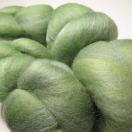 Green Fields: superwash spinning batts